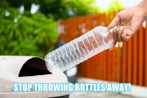 Reusable Plastic Bottles